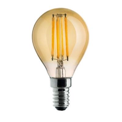 WIVA LED Kogel Antique E14, 4W, 2000K, 330L