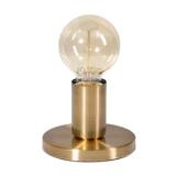 Base tafellamp Vintage goud