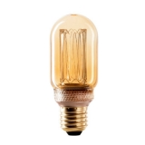 WIVA Led Kooldraad Korte Buislamp T45 Antique E27, 2,5W, 2000K, 120L