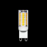 Led G9 steeklamp 3w (30W) 2700k 320lm Helder
