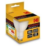 Kodak LED GU10 3W, 240L, 3000K