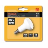 Kodak LED R50, 6W, 450L,3000K, E14