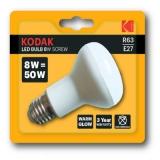 Kodak LED R63, 8W, 640L, 3000K E27
