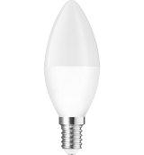 Spectrum Smart LED Kaars E14 Opaal 5w 410lm