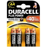 Duracell Duralock AA batterij