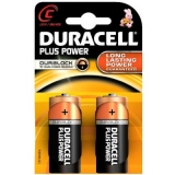 Duracell Duralock C batterij