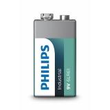 Philips Industrial 9volt/LR61 batterij