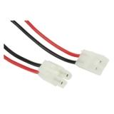 Tamiya Stekkerverbinder Male 24cm kabel