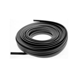 Neopreen prikkabel 2x1,5 zwart (13x5,5mm)