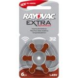 Rayovac 312AU Extra