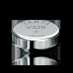 Varta V329 batterij