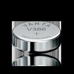 Varta V386 batterij