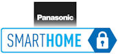 panasonic smart home logo